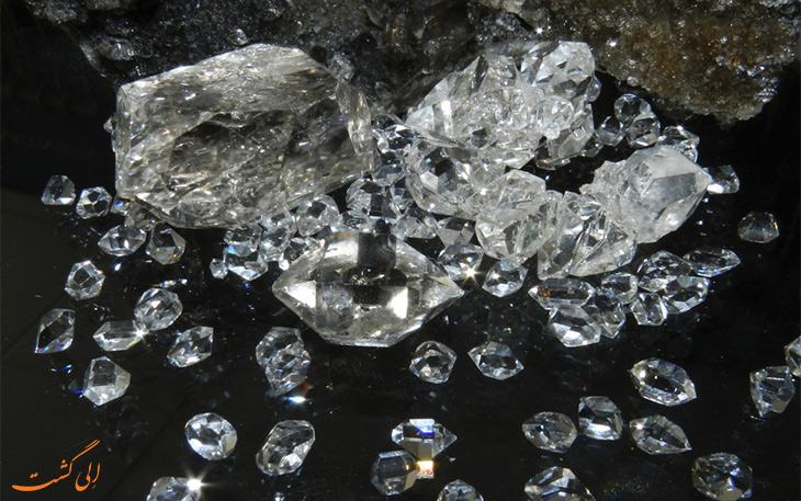 کشف الماس