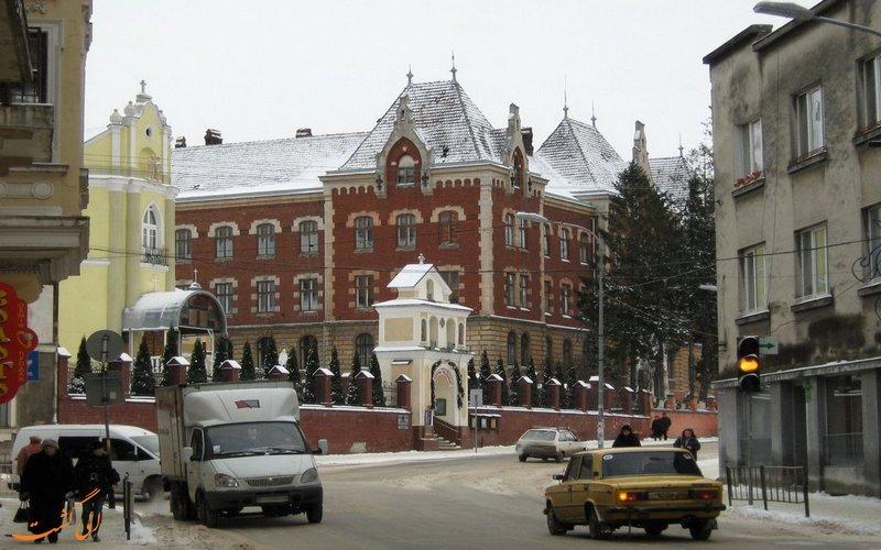 شهر دروهوبیچ