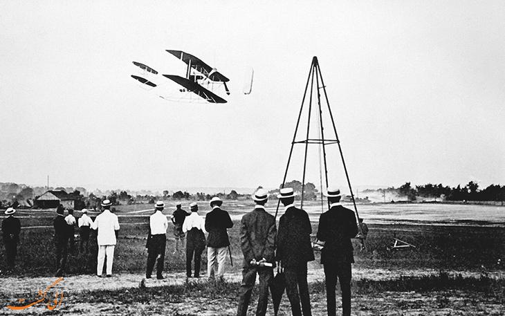 لیست مهم ترین اولین ها در تاریخ هواپیمایی