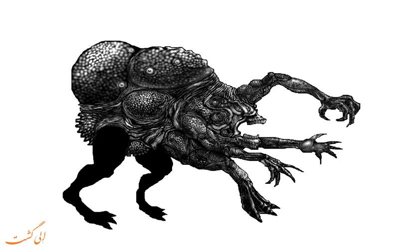 شیطان بزرگ فلاروس