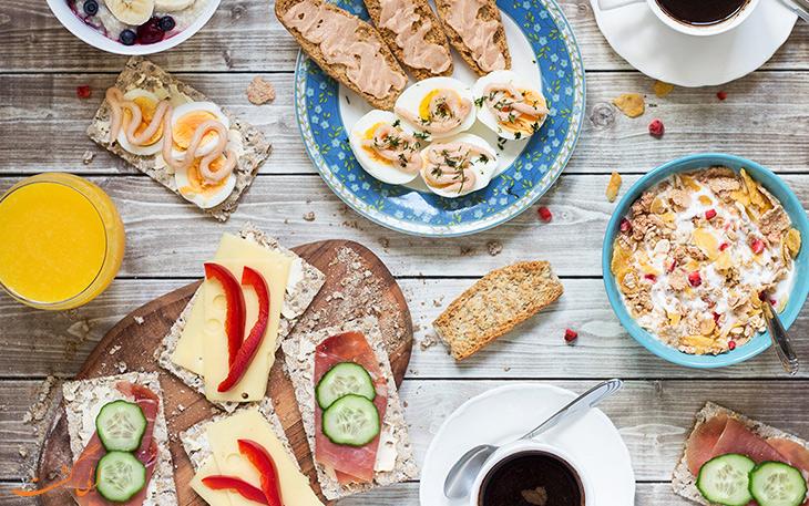 هزینه خورد و خوراک در سوئد