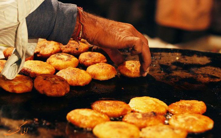 خوشمزه ترین غذاهای خیابانی در گوا
