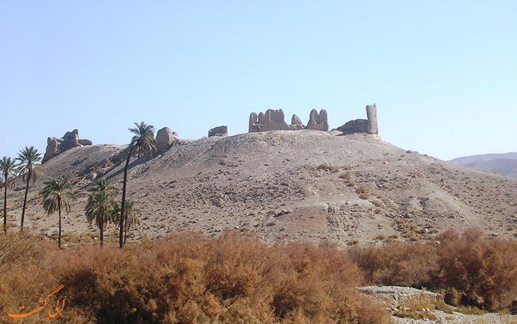 روستای گنج در حاجی آباد