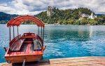 دریاچه بلد در اسلوونی، یکی از رمانتیک ترین دریاچه های دنیا