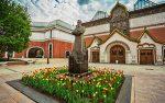 گالری تریتیاکوف، یکی از بزرگ ترین موزه های مسکو
