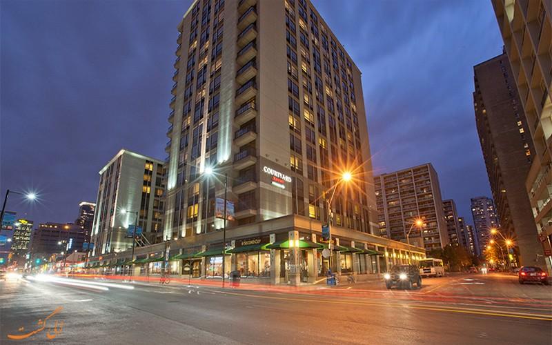 هتل کورتیارد دانتون تورنتو