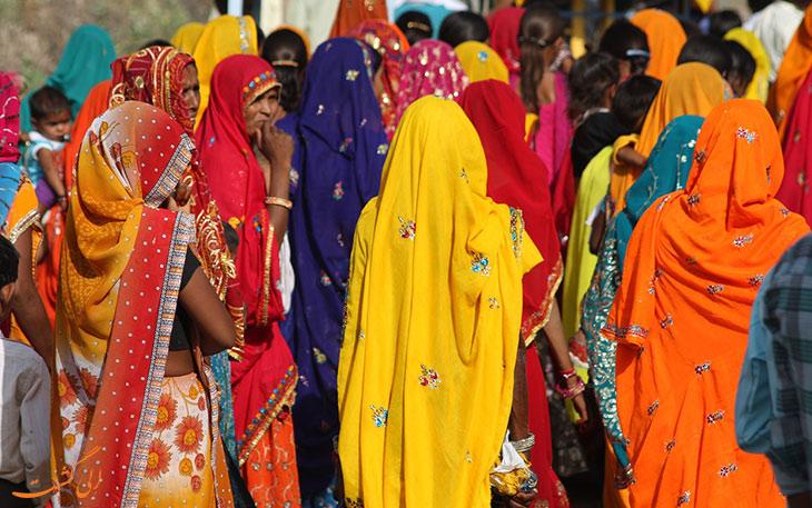 پوشش زنان در هند