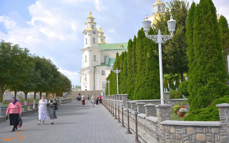 زیباترین شهرهای اوکراین