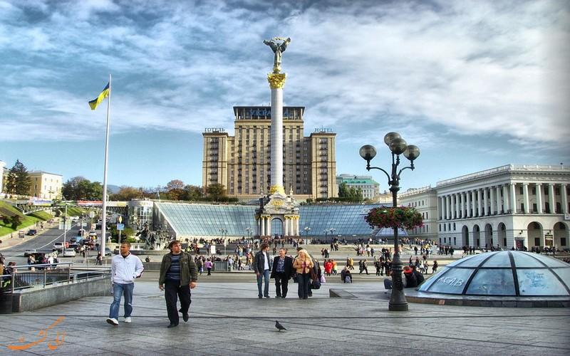 خیابان Khreshchatyk