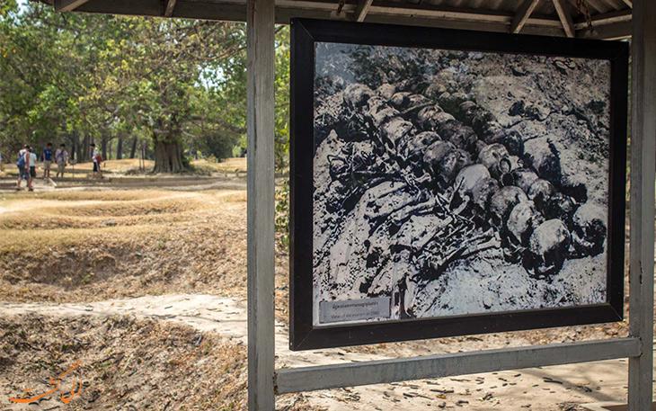 مزارع مرگ کامبوج