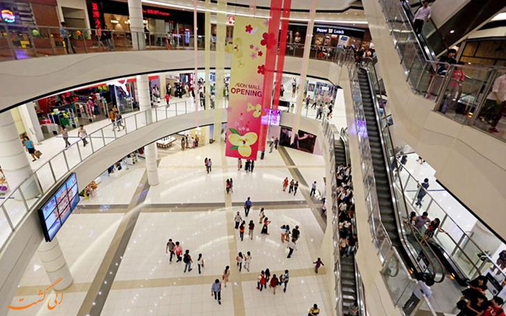 مراکز خرید کامبوج