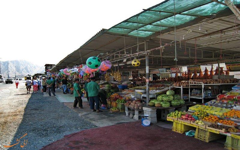 بازار مازفی فجیره