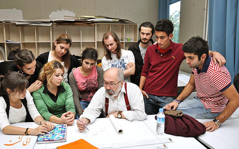 دانشگاه فنی خارمیانه