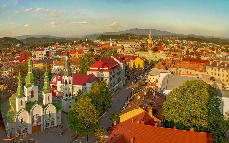 شهر موکاچوف