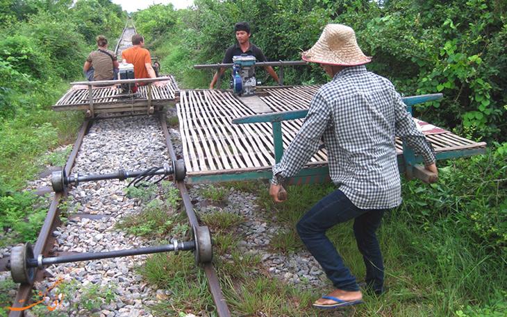 قطار بامبو