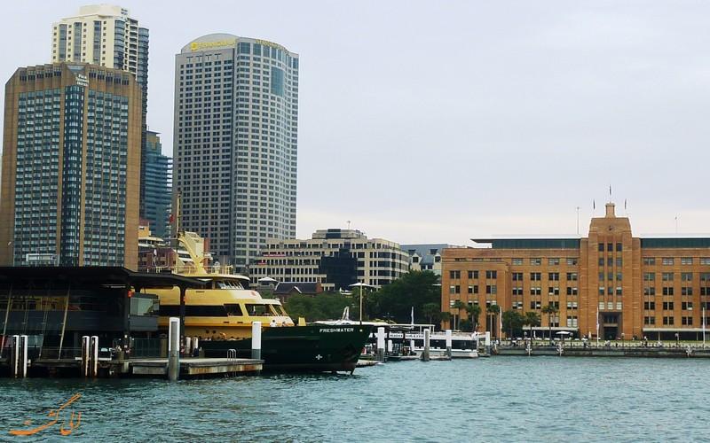 هتل شانگری لا سیدنی