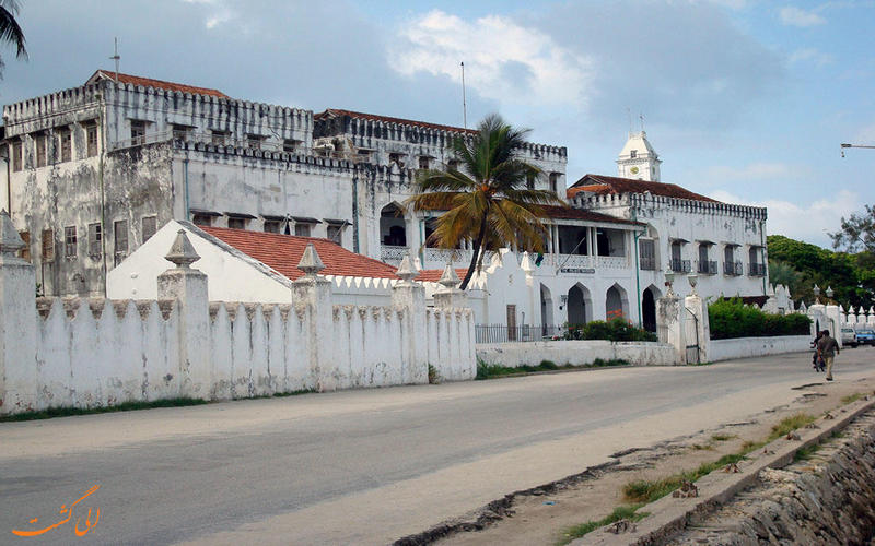 موزه کاخ تانزانیا