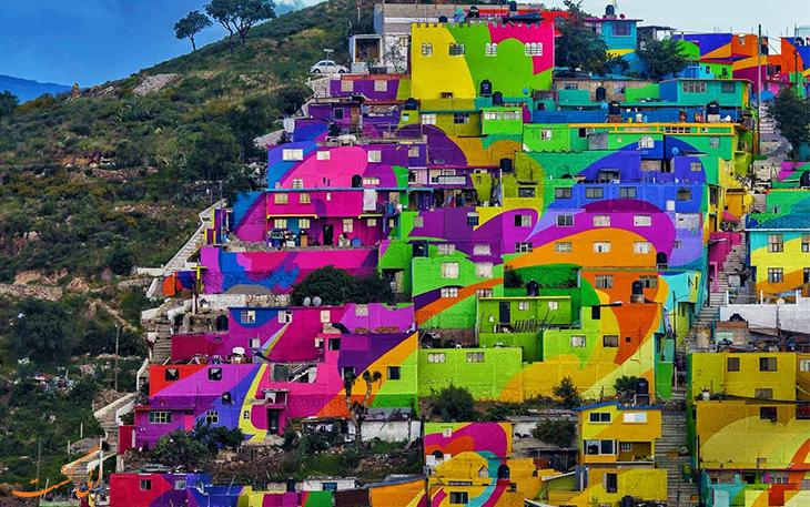 شهر پاچوکا مکزیک