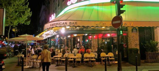 کافه های فرانسه