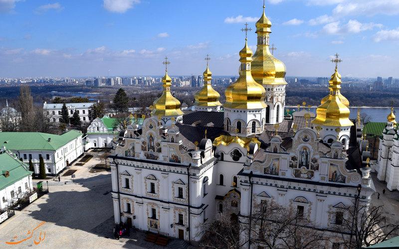 کلیسای پچرسک لاورا در کیف