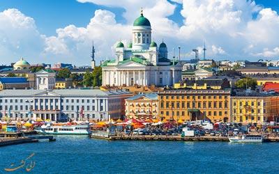 حقایق جالب در مورد فنلاند