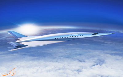 هواپیمای مافوق صوت بوئینگ