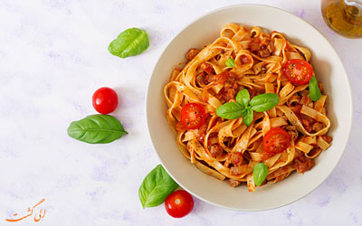 غذای ملی ایتالیا