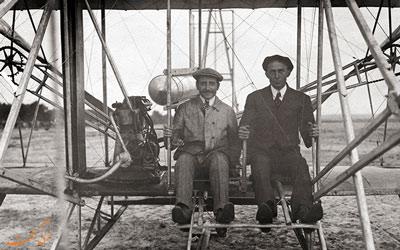 اولین ها در صنعت هواپیمایی