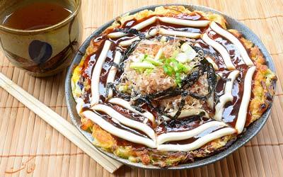 پیتزای ژاپنی