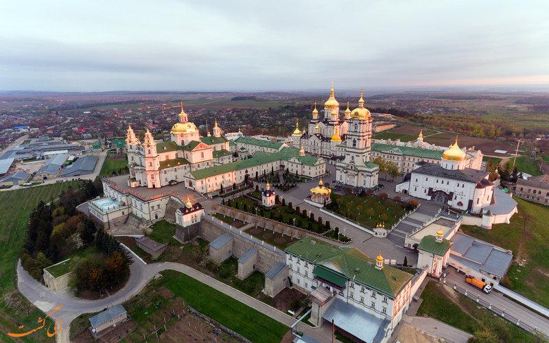 شهر پوچایف