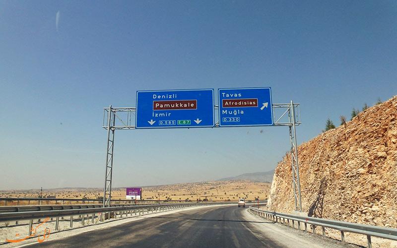 مشکلات سفر زمینی به ترکیه