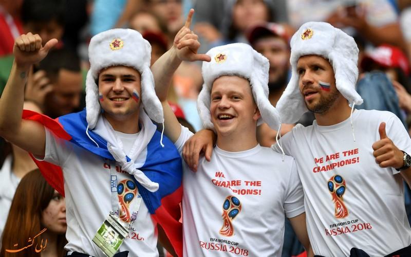 حال و هوای جام جهانی