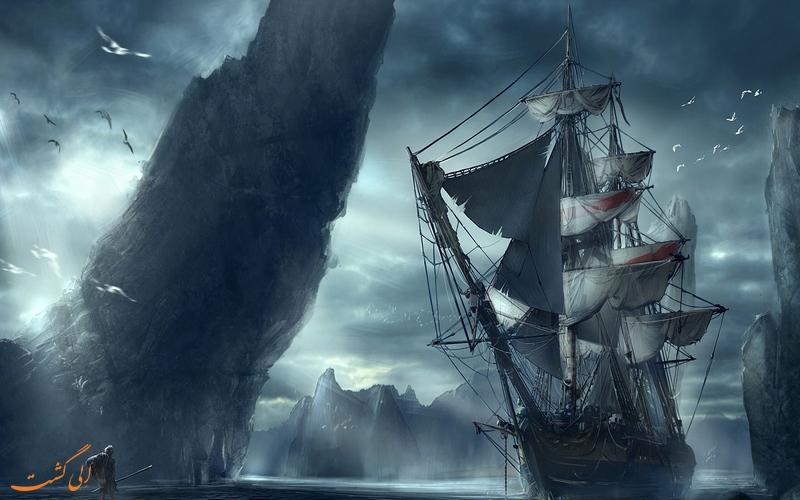 داستان ترسناک کشتی اکتاویوس