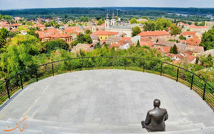 زیباترین شهر صربستان
