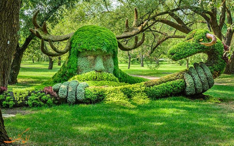 باغ ها