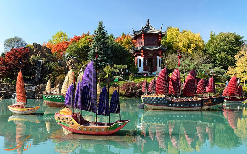 باغ چینی