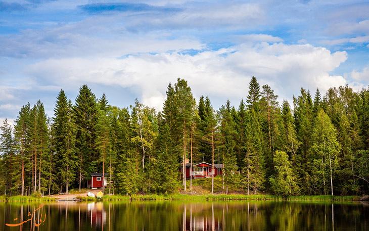تابستان فنلاند