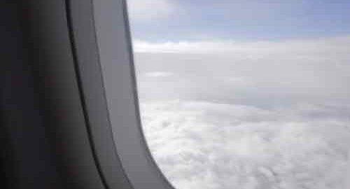 ضد آفتاب در هواپیما