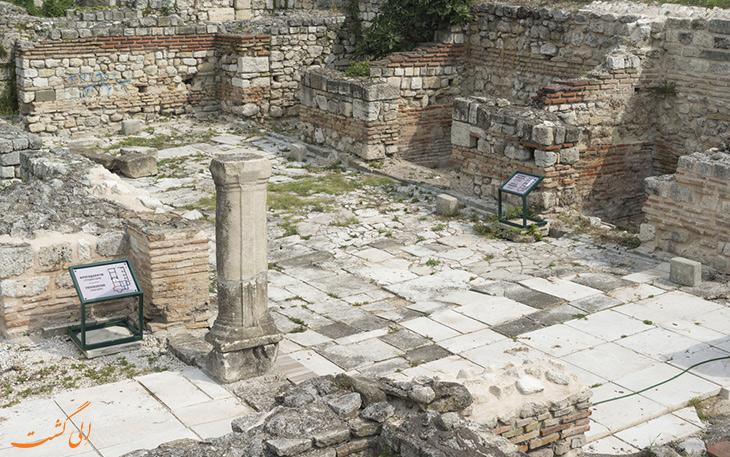 حمام های باستانی