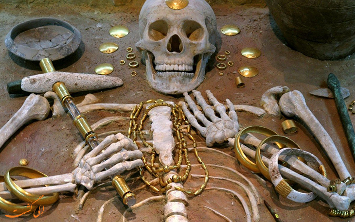 قدیمی ترین گنج جهان