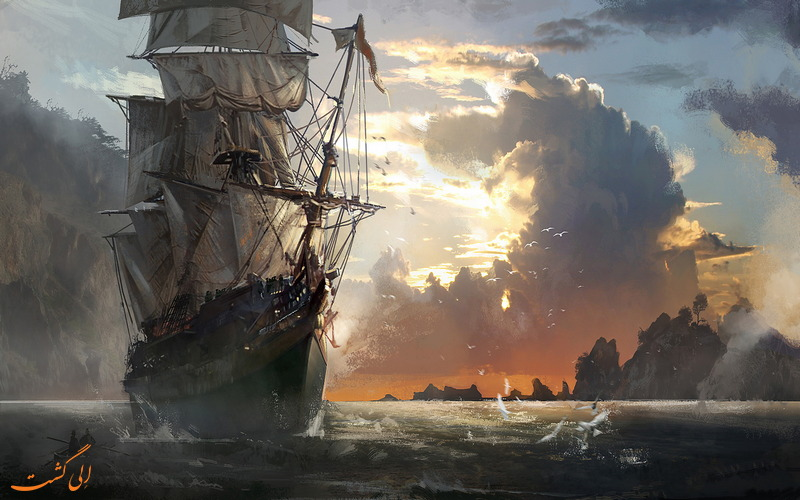 جزایر دزدان دریایی
