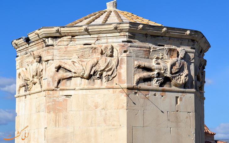 پیش بینی هوا در یونان باستان