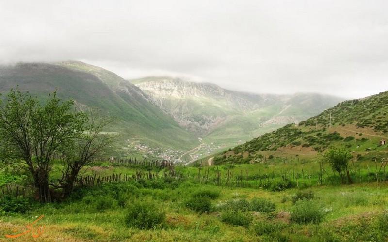 آلاشت سوادکوه مازندران