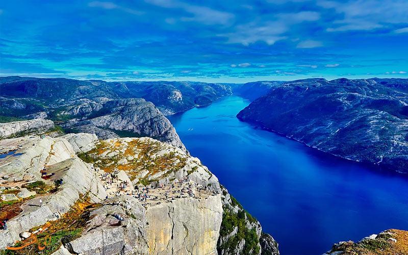 بزرگترین جاذبه های طبیعی دنیا