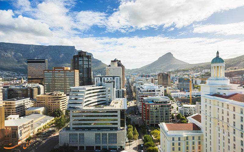 مهاجرت-کاری به آفریقای جنوبی