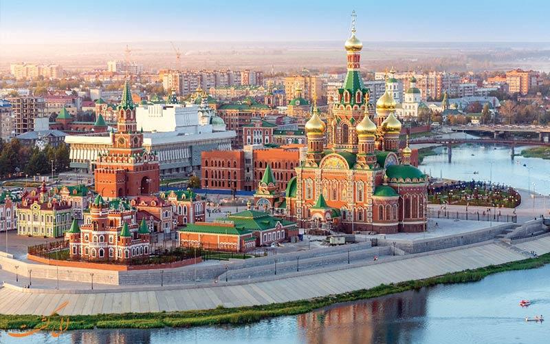 بهترین-کشورها-برای-مهاجرت-کاری-روسیه