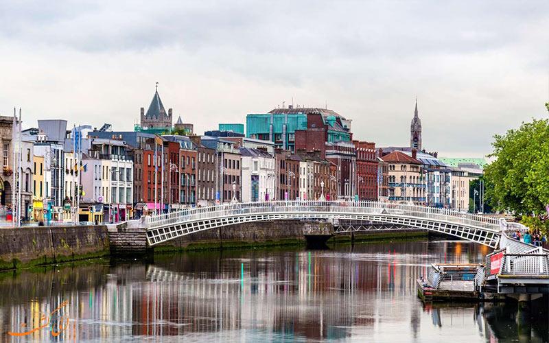 مهاجرت کاری به ایرلند