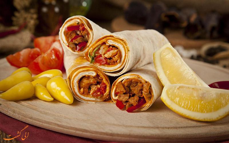 تانتونی از بهترین غذاهای ترکی