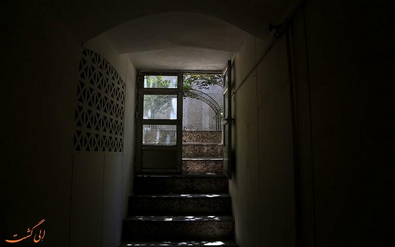 خانه محمد فرخزاد
