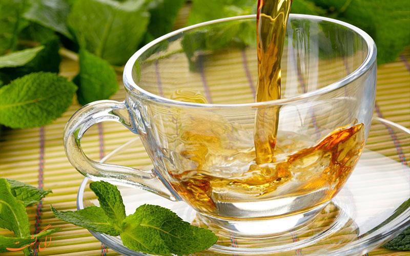 دندان درد در سفر- استفاده از چای